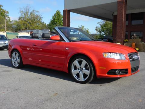 2007 Audi A4 for sale in Summerville, GA