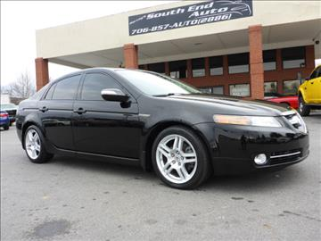 2008 Acura TL for sale in Summerville, GA