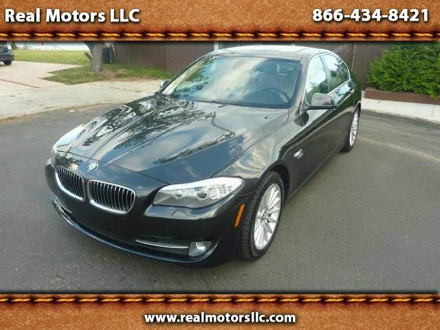 2012 bmw 5 series for sale in florida. Black Bedroom Furniture Sets. Home Design Ideas