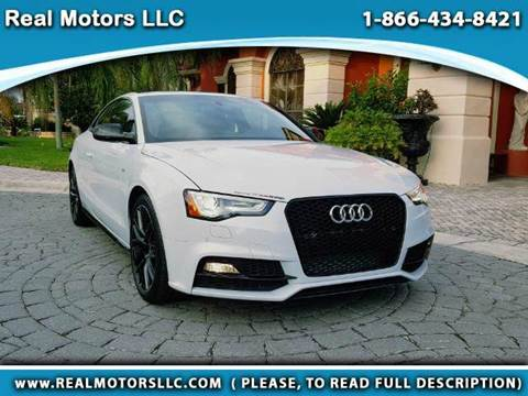 2016 Audi A5 for sale in Clearwater, FL