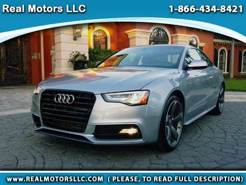 2015 Audi A5 for sale in Clearwater, FL