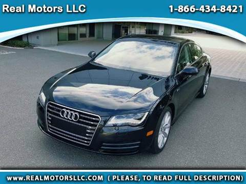 2015 Audi A7 for sale in Clearwater, FL