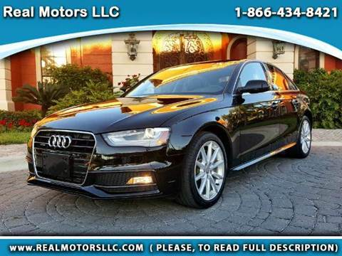 2015 Audi A4 for sale in Clearwater, FL
