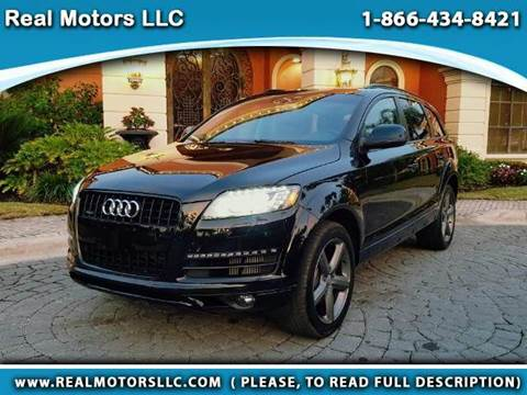 2015 Audi Q7 for sale in Clearwater, FL