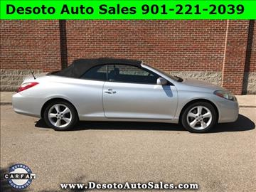 2007 Toyota Camry Solara for sale in Olive Branch, MS