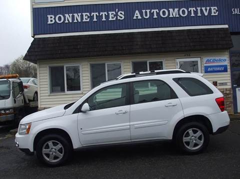 2007 Pontiac Torrent for sale in Oxford, MA