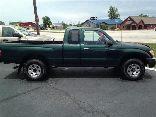 Used 2000 toyota tacoma for sale for Carter motors laurel ms