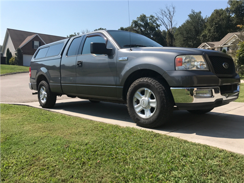 2004 Ford F-150 for sale in Corryton, TN