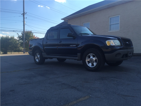 2002 Ford Explorer Sport Trac for sale in Corryton, TN