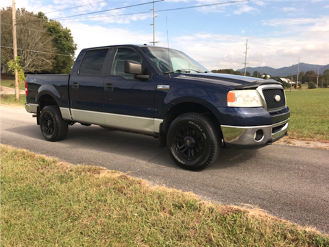 2007 Ford F-150 for sale in Corryton, TN