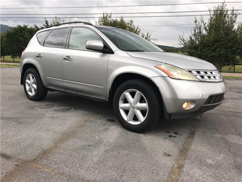 2004 Nissan Murano for sale in Corryton, TN