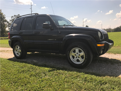 2003 Jeep Liberty for sale in Corryton, TN