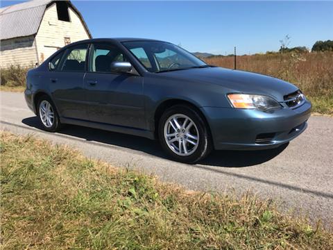 2005 Subaru Legacy for sale in Corryton, TN