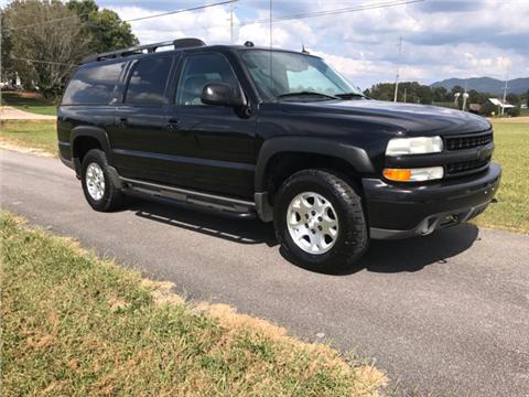 2004 Chevrolet Suburban for sale in Corryton, TN