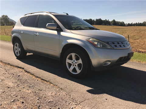 2005 Nissan Murano for sale in Corryton, TN