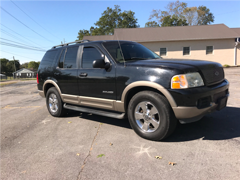 2002 Ford Explorer for sale in Corryton, TN