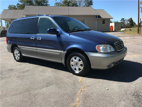2003 Kia Sedona for sale in Corryton, TN