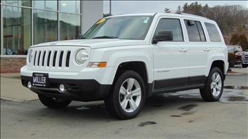 2011 Jeep Patriot for sale in Lebanon, NH
