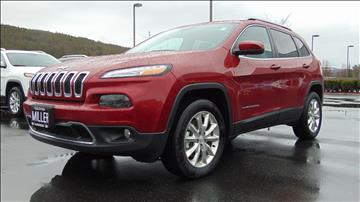 2017 Jeep Cherokee for sale in Lebanon, NH
