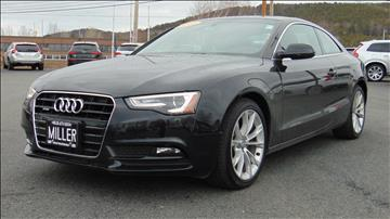 2014 Audi A5 for sale in Lebanon, NH