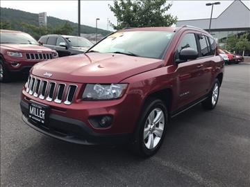 2014 Jeep Compass for sale in Lebanon, NH