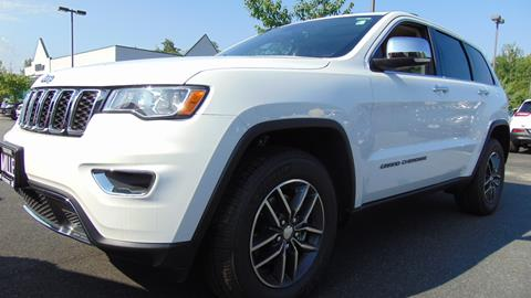 2017 Jeep Grand Cherokee for sale in Lebanon, NH