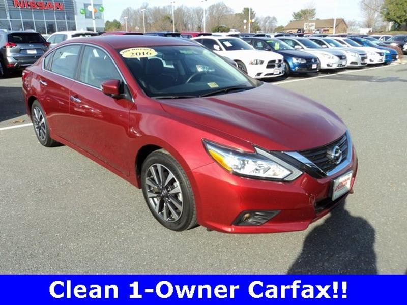 Nissan Used Cars For Sale Appomattox Appomatox Cars For Sale