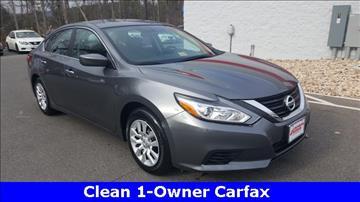 2016 Nissan Altima for sale in Lynchburg, VA
