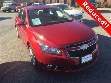 2011 Chevrolet Cruze for sale in Lynchburg, VA