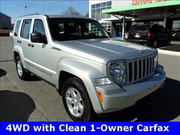 2012 Jeep Liberty for sale in Lynchburg, VA