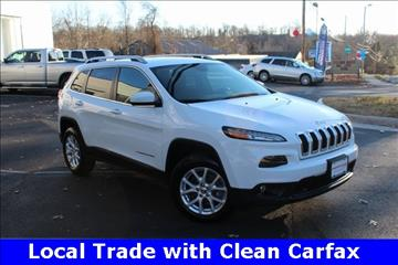 2014 Jeep Cherokee for sale in Lynchburg, VA