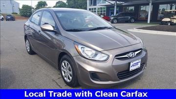 2014 Hyundai Accent for sale in Lynchburg, VA