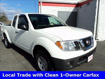2013 Nissan Frontier for sale in Lynchburg, VA