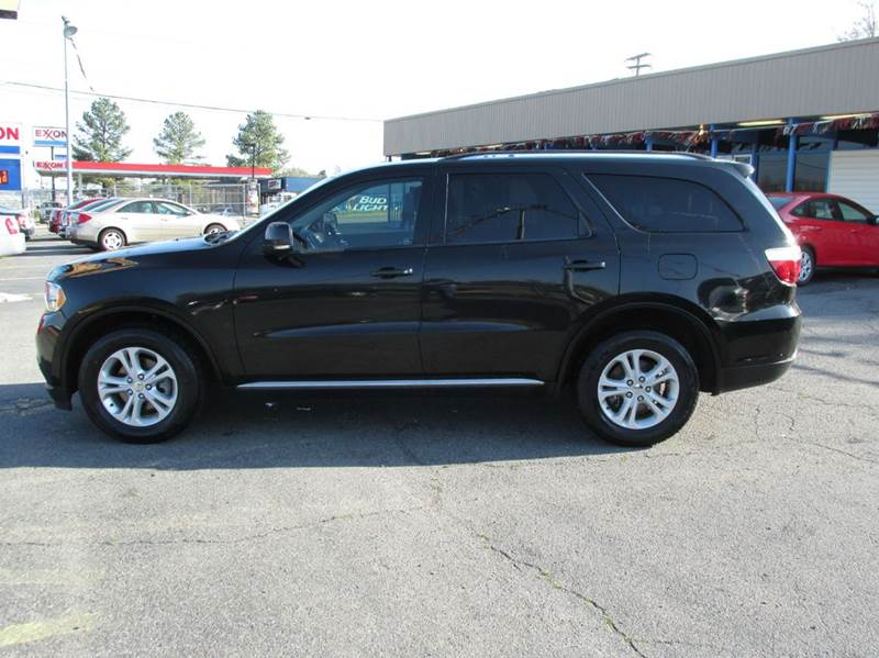 2011 Dodge Durango Crew 4dr Suv In North Little Rock Ar Lease To Own Affordable Cars