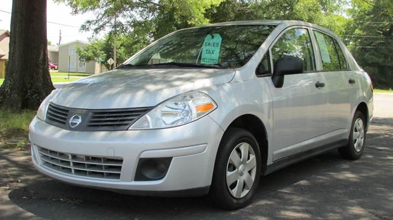 Nissan Versa For Sale In Arkansas