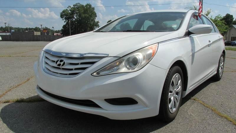 Hyundai Sonata For Sale In North Little Rock Ar