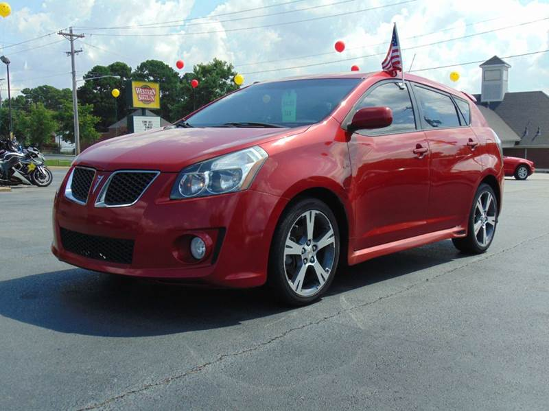 2009 Pontiac Vibe Gt 4dr Wagon In North Little Rock Ar Lease To Own Affordable Cars
