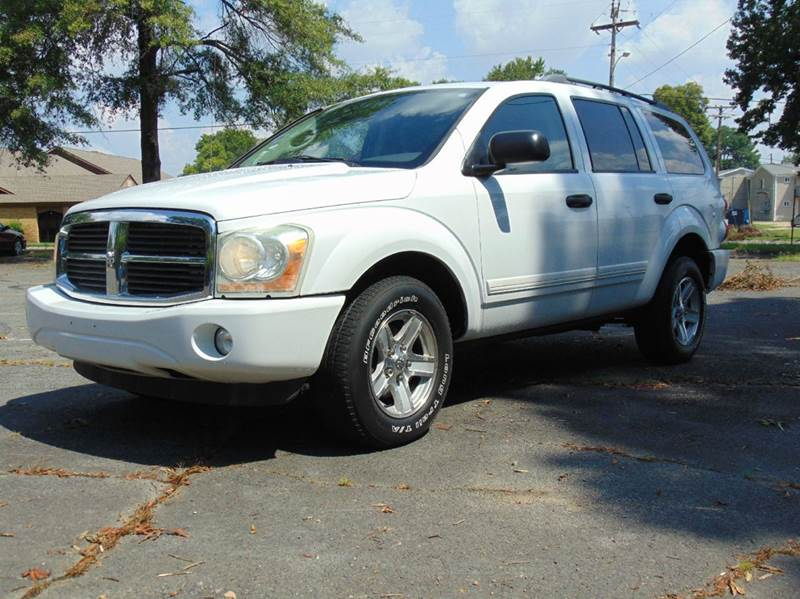 2005 Dodge Durango Slt 4dr Suv In North Little Rock Ar Lease To Own Affordable Cars