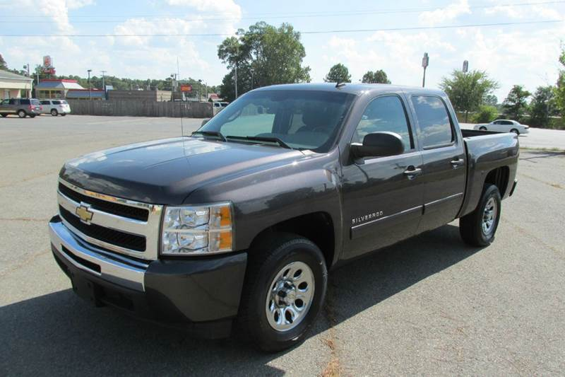 used chevrolet silverado 1500 for sale little rock ar. Black Bedroom Furniture Sets. Home Design Ideas