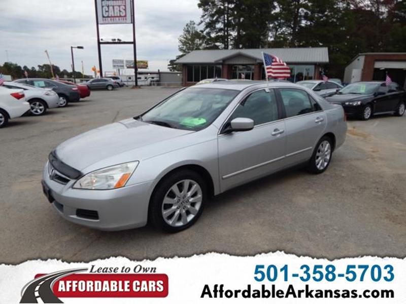 Honda Accord For Sale In North Little Rock Ar