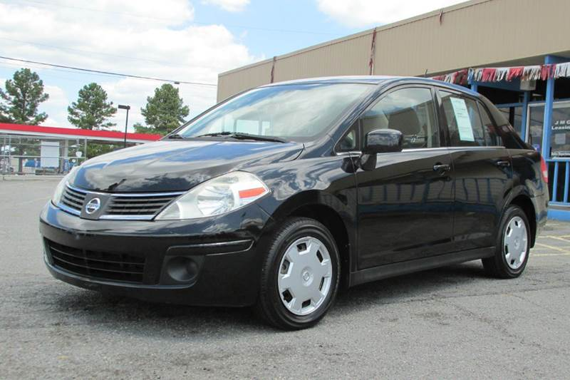 2009 Nissan Versa 1 8 S 4dr Sedan 4a In North Little Rock Ar Lease To Own Affordable Cars
