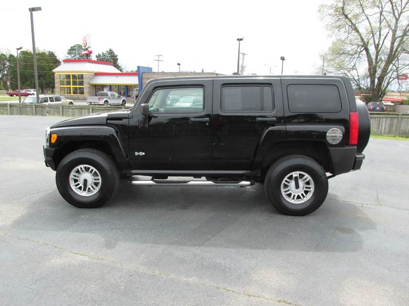 2006 hummer h3 in north little rock ar lease to own. Black Bedroom Furniture Sets. Home Design Ideas