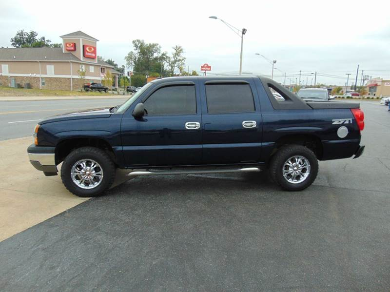 2005 chevrolet avalanche 4dr 1500 z71 4wd crew cab sb in north little rock ar lease to own. Black Bedroom Furniture Sets. Home Design Ideas