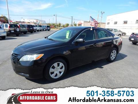 2007 Toyota Camry for sale in North Little Rock, AR
