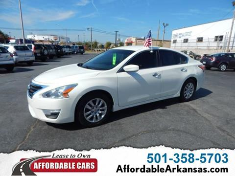 2013 Nissan Altima for sale in North Little Rock, AR
