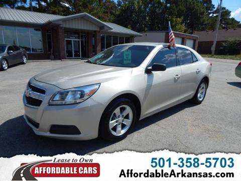 2013 Chevrolet Malibu for sale in North Little Rock, AR