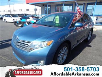 Used toyota venza for sale arkansas for Andy yeager motors in harrison arkansas