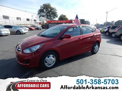 2014 Hyundai Accent for sale in North Little Rock, AR