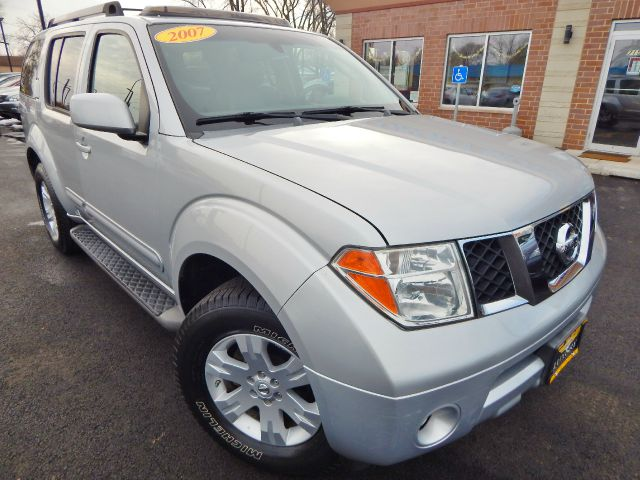 Used 2007 Nissan Pathfinder Le In Bridgeview Il At Luxury