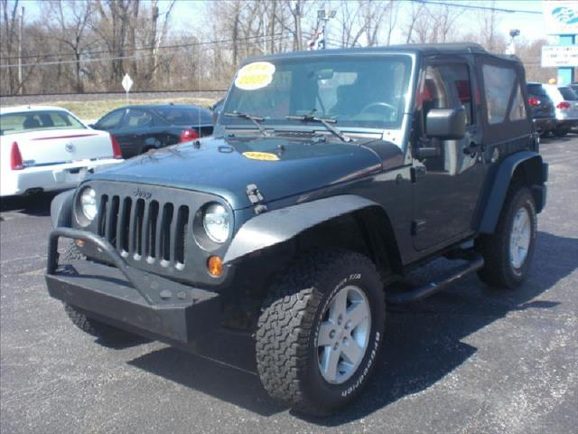 2007 Jeep Wrangler for sale in Fairview Heights IL